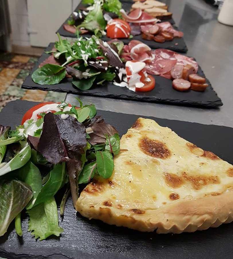 Restaurant et friterie sur Odomez : Le Dolmen de Ronyly's